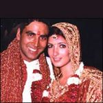 Akshay kumar and Twinkle Khanna wedding photos (1)